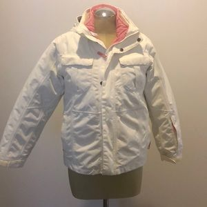 Lands end girls winter jacket